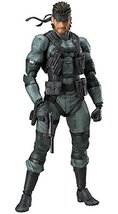 Max Factory Metal Gear Solid 2: Solid Snake Figma Figure(Discontinued by... - $198.00