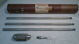 Vintage Outers Duraluminum Shotgun Cleaning Rod No. 600-6 .410 Gauge VGU... - $28.01