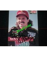 1991 PRO SET KYLE PETTY AUTOGRAPHED - $95.00