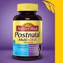 Nature Made Postnatal Multi DHA 140 Softgels - $36.99