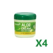 Shipped from EU Tabaibaloe Tabaiba face and body cream with aloe vera 4X... - $45.00
