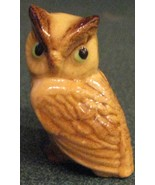 Vintage Miniature Owl - $5.00