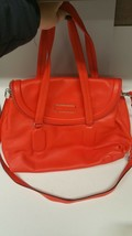 Marc by Marc Jacobs Orange Leather Shoulder Bag - $150.54
