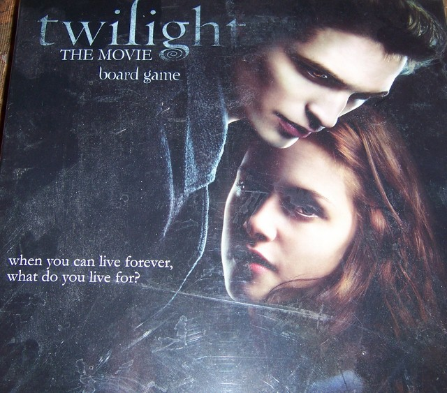 Twilight the Movie Board Game NEW