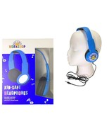 Headphones Kid Safe Volume Limiting Over The Ear Build A Bear Workshop New - $12.86