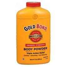Gold Bond Body Powder Medicated, 10 oz by Act - $6.18