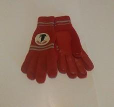 Vintage Atlanta Falcons Gloves Kids Small  - $12.86