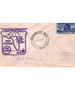 1959 US Air Mail First Flight AM-27 ROUTE EXTENSION FDC - $112,89 MXN