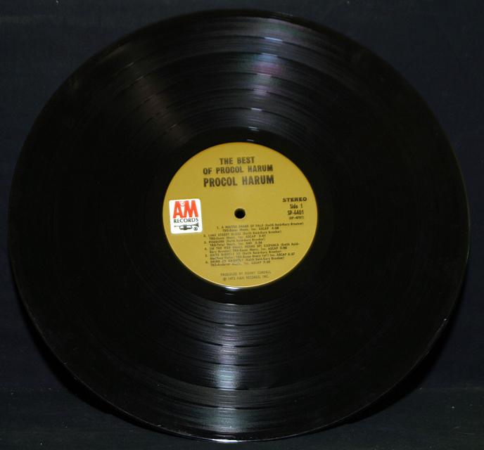 "Procol Harum ""The Best Of""  LP"