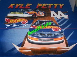 KYLE PETTY T-SHIRT #44 HOT WHEELS - $27.00