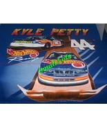 KYLE PETTY T-SHIRT #44 HOT WHEELS - $27.00