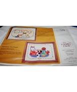 Creative Circle~SLEEPY TIME PRAYER~Nursery Embroidery Kit - $3.99