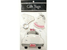 Brother Sister Design Studio Gift Tag Stickers, Wedding #324326
