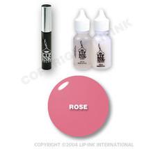 LIP INK Organic  Smearproof Special Edition Lip Kit - Rose - $49.90