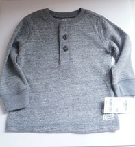 New Carter's Long Sleeve Pullover Shirt 9M - $7.00