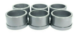 LOT OF 6 NEW KRONES 1-099-02-039-0 PLASTIC BUSHINGS 1099020390, 1-3/8 image 1