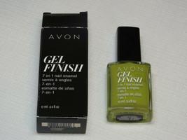Avon Gel Finition 7-en-1 Vernis à Ongles Ctrnz 12 ML 0.4 Fl oz à Mani Pedi - $12.28