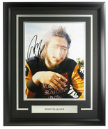 Post Malone Signed Framed 11x14 Photo PSA/DNA AI11626 - $356.39
