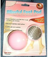 Blissful Feet Pod - Keep Feet Blissfully Soft, 1 pc,(Personal Touch) - $12.82