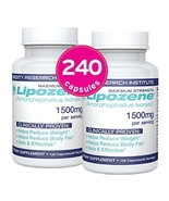Lipozene Weight Loss Pills (Lipozene Mega Bottle Bundle) - $81.68
