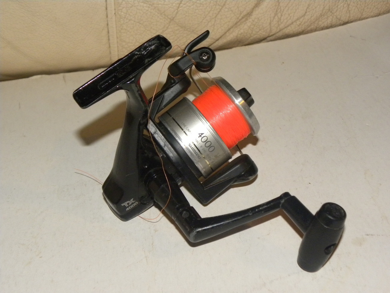 Fishing Reel Fresh Water Shimano TX 4000