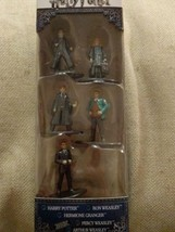 NEW (B) NANO METALFIGS HARRY POTTER 5 Pack Figure Set by Jada Toys | pack A - $7.91