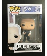 new Funko Pop! WESTWORLD: Dr. Robert Ford #460 - $11.50