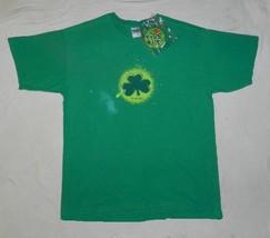 Gs b3  gildan green lucky shirt thumb200