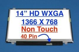 "Sony Vaio SVE141290X 14"" Hd Led Lcd Screen - $49.49"