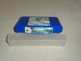 Bassmasters 2000, Game w/ End Label, Nintendo 64 - $13.99
