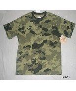 Route 66 Size Medium Adult Camo Tee Shirt  NWT - $9.99