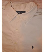 Ralph Lauren Men's Long Sleeve Shirt Size X Large - $24.95