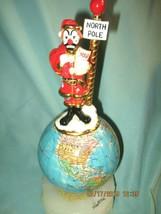 "1992 RON LEE Where do I Start 9.5"" Clown on Globe LTD ED Figure #59 of 1750 - $147.26"