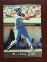 1991 Fleer Ultra - Bo Jackson #149 - $0.99