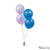 He or She Latex Balloons - $16.74