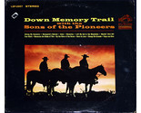 The sons of the pioneers down memory trail cover thumb155 crop