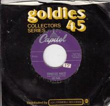 Les Paul Tennessee Waltz b/w Little Rock Getaway 45-rpm Record EX Vinyl - $7.99