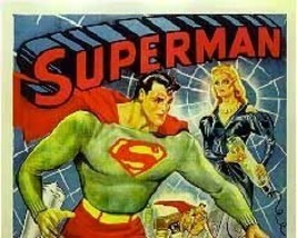 SUPERMAN, 15 Chapter serial, 1948 - $19.99