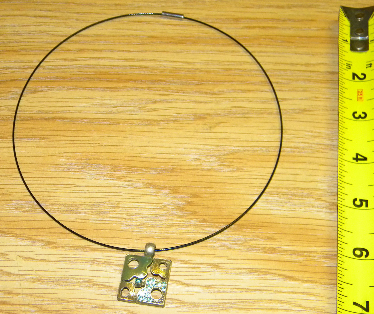 5 necklace choker style