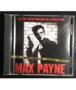 Max Payne - PC.  Scratch free CD-ROM - $7.84