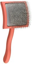 Chris Christensen Long Pin Slicker Brush, Large, Coral - $83.42