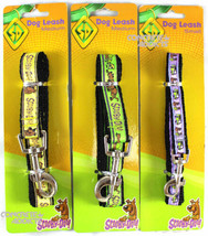 Scooby Doo Dog Leash Small, Medium, Large 4ft New Doggie Puppy Lead gree... - $5.57+