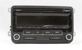 13 14 15 VOLKSWAGEN JETTA AM/FM RADIO CD PLAYER RECEIVER OEM - $74.24