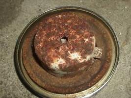 GAS FUEL PETROL CAP 1971 71 HONDA SL125 SL 125 image 2