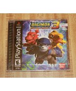 Digimon World 3 [video game] - $51.38