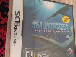 Nintendo DS Sea Monsters: A Prehistoric Adventure image 1