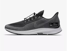 Nike Air Zoom Pegasus 35 Shield Water-Repellent  Men's Shoe AA1643-001 - $110.00