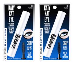 CoverGirl Katy Kat Eye Mascara, Very Black, 0.35 fl oz, (2-Pack) - $16.99