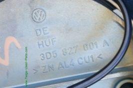 04-06 Volkswagen VW Phaeton Trunk Lid Emblem Badge Lock image 4