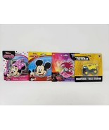 Peachtree Playthings Character Pencil Crayon Sharpeners - New - $7.99